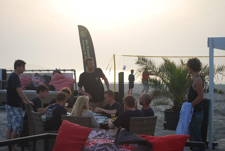 Strandpavillon, Hoek van Holland