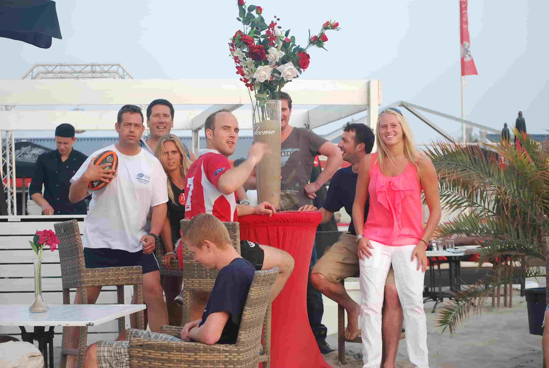 teambuilding, hoek-van-holland, strandtent