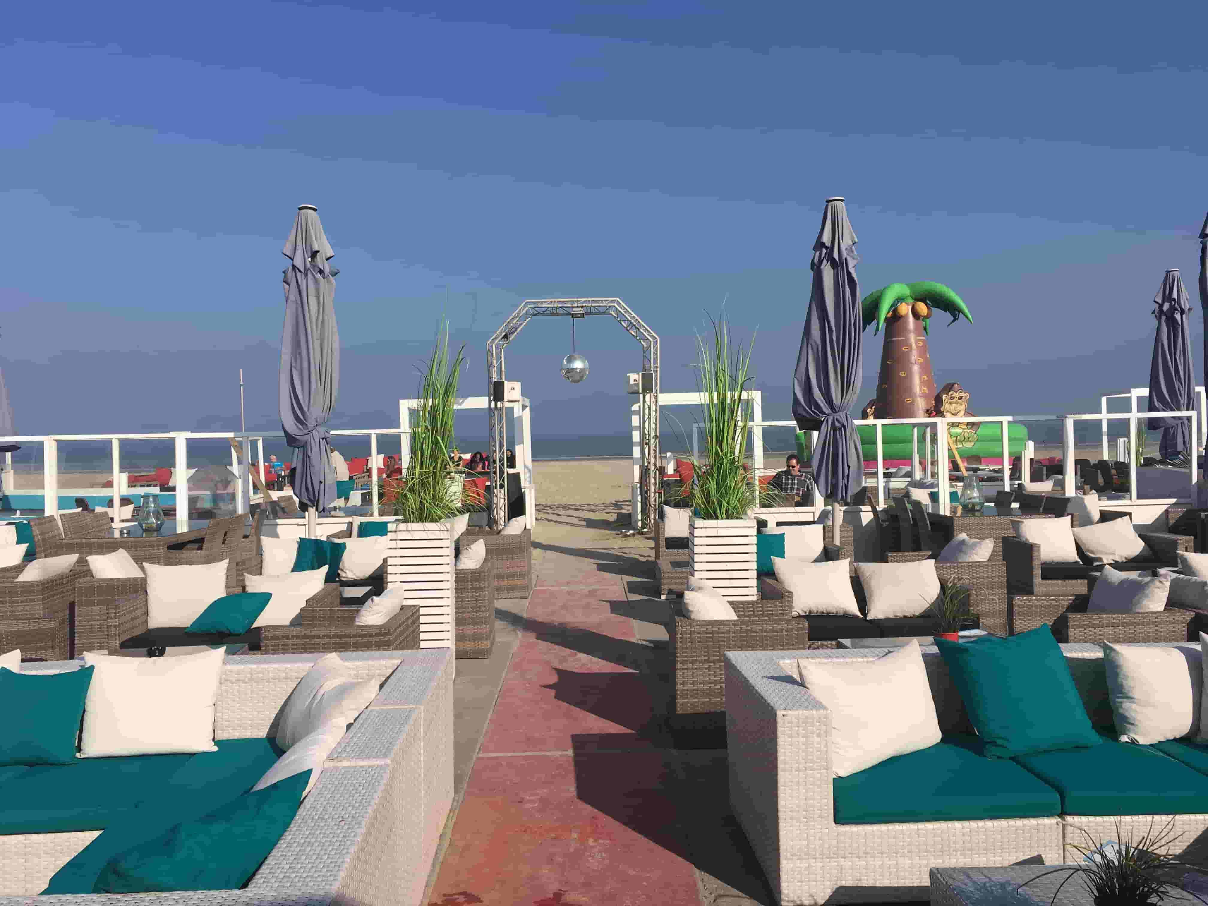 landal, strandtent,Hoek-van-Holland