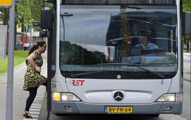 openbaar vervoer, strandopening, hoek-van-holland