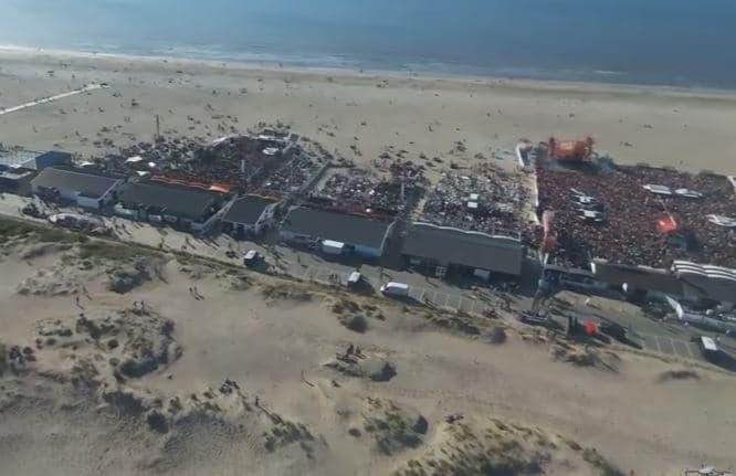 programma, strandopening, hoek-van-holland
