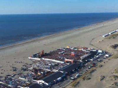 strandopening, hoek-van-holland