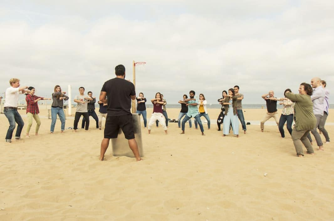 haka workshop strand