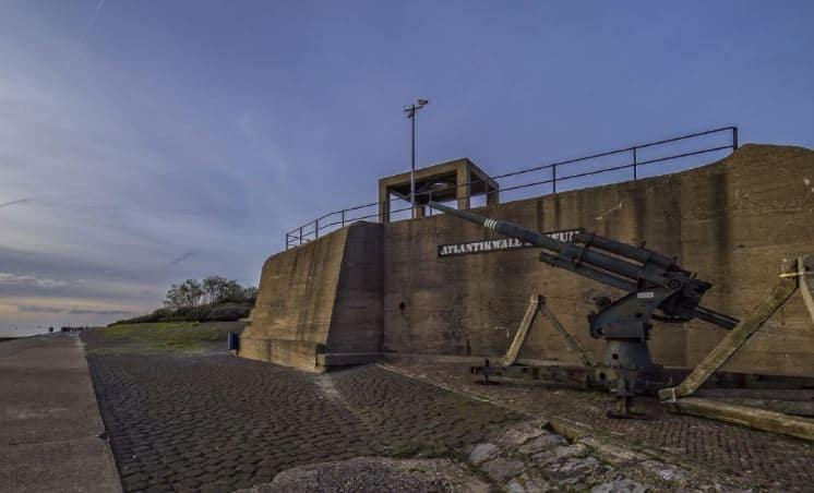 solex bunker tocht hoek van holland
